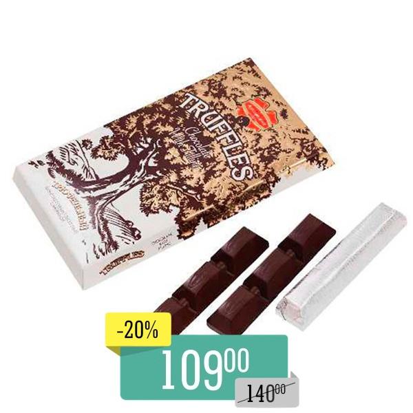 шоколад 200гр трюфельный Элит